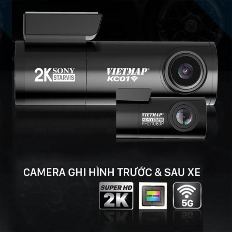 Camera Hành Trình Vietmap Kc01-VietMap-KC01