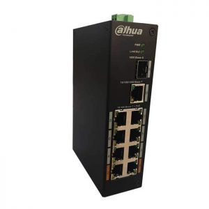 Switch Dahua Dh-Pfs3110-8Et-96-DH-PFS3110-8ET-96