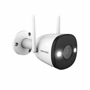 Camera Ip Wifi 4.0Mp Kbone Kn-B41F-kbone-kn-b41f