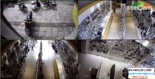 Demo Camera Iview Rn-Ahd1105 1.3Mp Ban Đêm Không Ánh Sáng Lắp Đặt Trên Đường Võ Thị Sáu-RN-AHD1105 1.3MP
