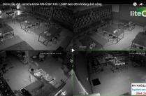 Demo Lắp Đặt Camera Iview Rn-Ahd1105 1.3Mp Ban Đêm Không Ánh Sáng, Quán Ăn Trên Đường Phạm Văn Bạch, Quận Gò Vấp-demo-lap-dat-camera-iview-rn-ahd1105-1-3mp-ban-dem-khong-anh-sang-quan-tren-duong-pham-van-bach-quan-go-vap