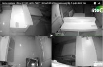 Demo Camera Rn-Ahd1105 Và Rn-Ahd1106 Buổi Tối Không Ánh Sáng Lắp Ở Quận Bình Tân-lap camera binh tân