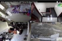 Demo Camera Iview 2205Ahd 2.0Mp Lắp Tại Nhà Riêng Ở Thủ Đức-thu duc